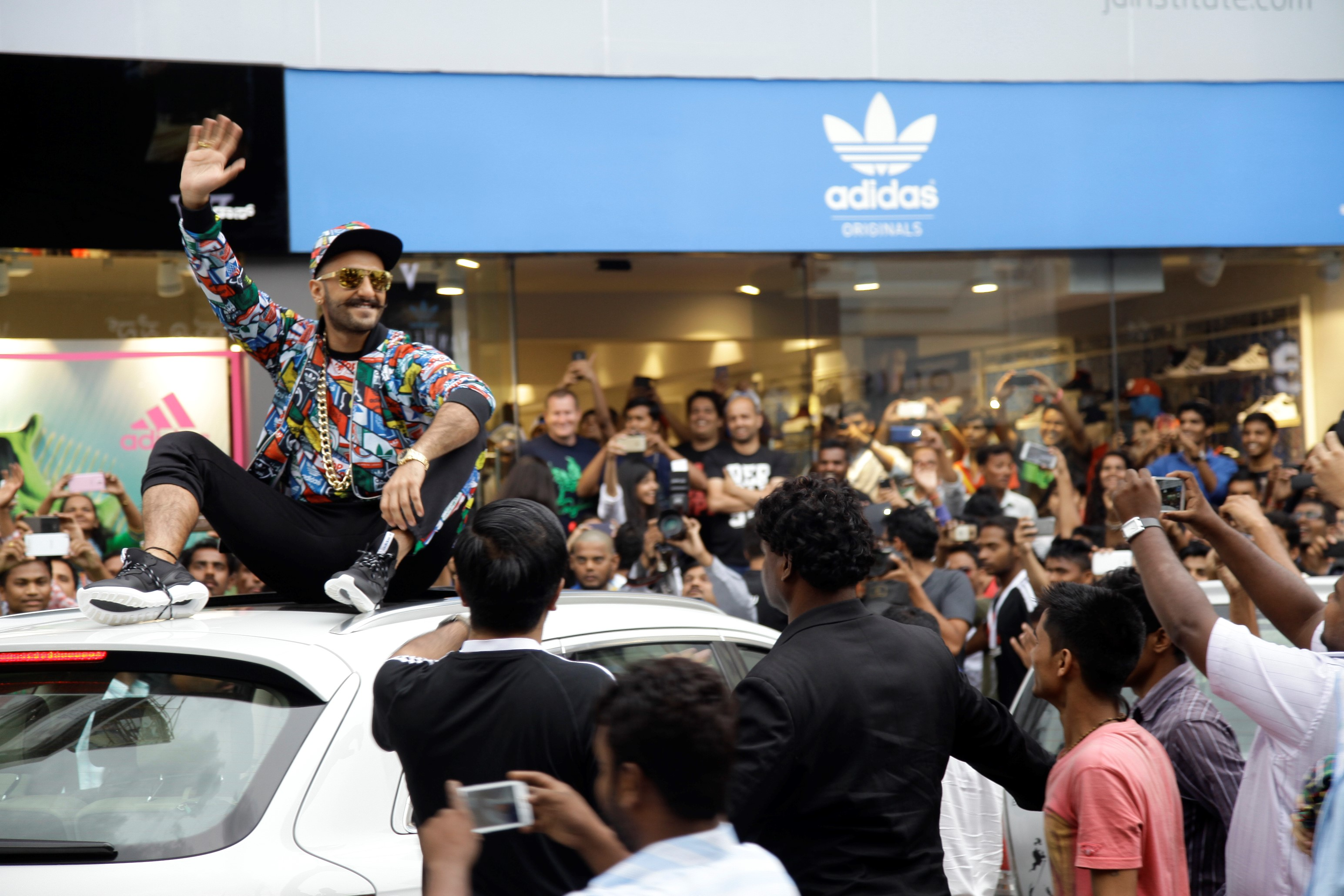 adidas originals stores in india